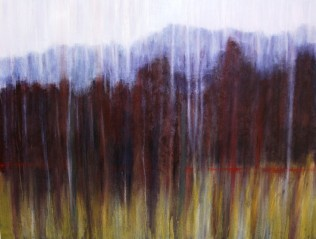 Autumnal Transition 100 x 75cm £650
