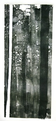 Enchanted Monotype 60 x 34cm framed £120