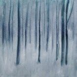 Snow Trees 1 SOLD