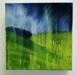 Spring Showers 2 15 x 15 £70