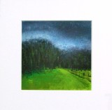 Walks around the Greenway 2 30 x 30cm £100