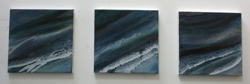 Where does the Edge of the Sea Begin? SOLD