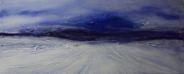 Winter Walk SOLD
