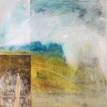 Breathing Spaces 2, Mixed Media on canvas, 30x30cm, £180