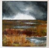 Tidal Marshlands 2 £280 40 x 40cm