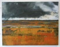 Wetland Wasteland 1 £250 36 x 46 cm