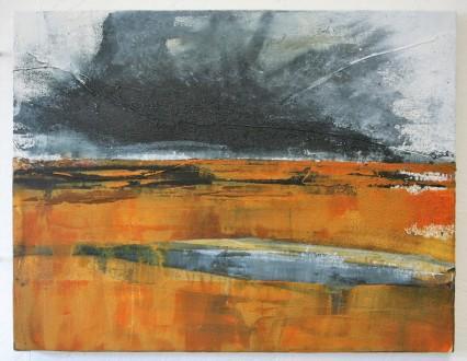 Wetland Wasteland 3 £250 36 x 46 cm