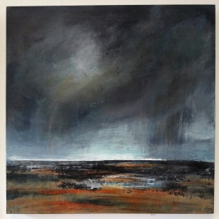 After: Saltmarsh Recollections 1 61 x 61 cm £420
