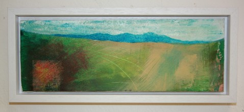A Fresh Perspective 1 £150 15 x 35cm framed