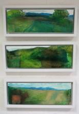 A Fresh Perspective1,2,&3 £150 each 15 x 35cm