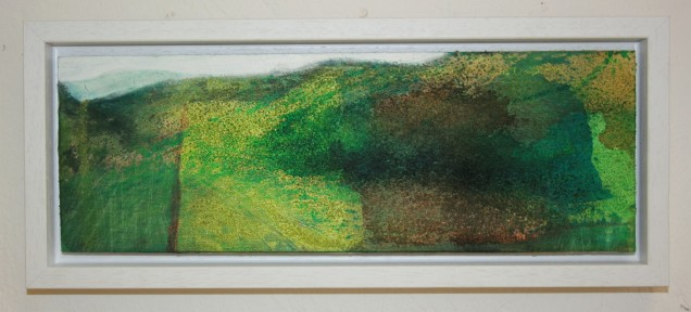 A Fresh Perspective 2 £150 15 x 35cm framed