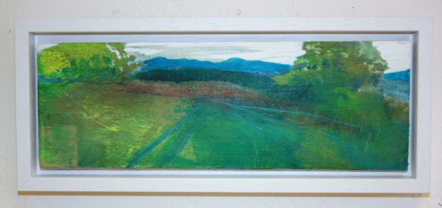 A Fresh Perspective 3 £150 15 x 35cm framed