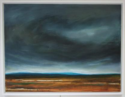 Blue DIstance £475 64 x 84cm framed