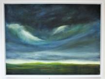 Bright Horizon £475 64 x 84cm framed