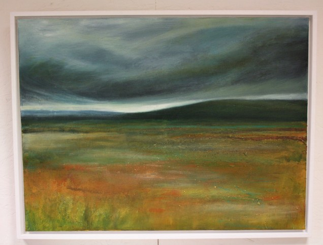 Moving On £475 64 x 84cm framed