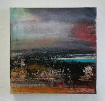 Moorland and Marshlands Series 2, 15 x 15cm, £70