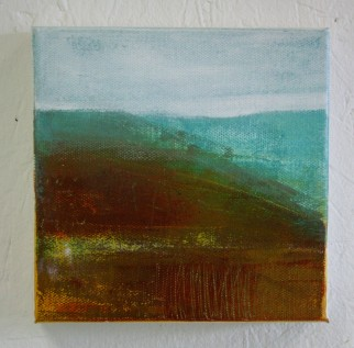 Moorland and Marshlands Series 6, 15 x 15cm, £70