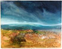 Westmorland, framed, 36 x 46, SOLD