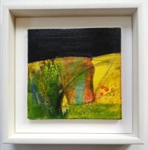 Hiatus 2, framed 23 x 23 cm, £90