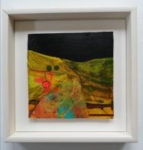 Hiatus 5, framed 23 x 23 cm, £90