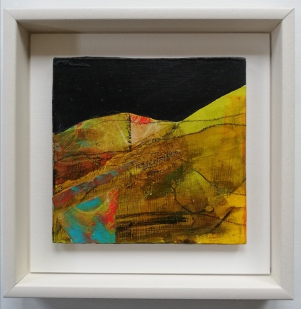 Hiatus 6, framed 23 x 23 cm, £90