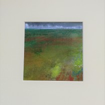 Marsh 1, mounted size 30x30cm, £45