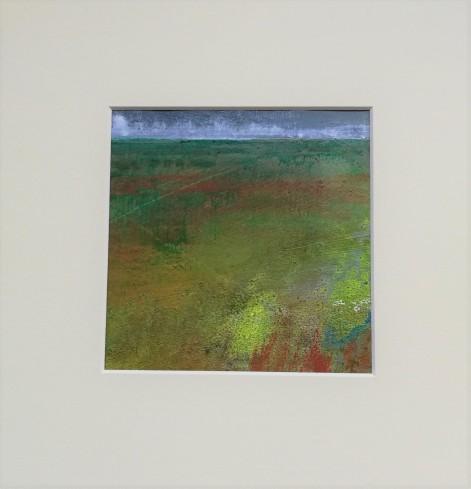 Marsh 1, mounted size 30x30cm, £45