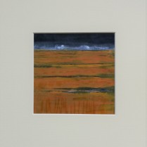 Marsh 2, mounted size 30x30cm, £45