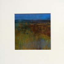 Marsh 5, mounted size 30x30cm, £45