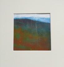 Mountain Moor 3, mounted size 30x30cm, £45