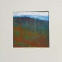 Mountain Moor 3, mounted size 30x30cm, £45