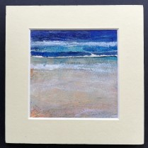 Seastorm 1, mounted size16x16cm, £25