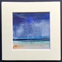 Seastorm 3, mounted size 16x16 cm, £25