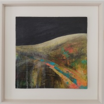 Resurgence, A Rare Moment of Clarity 1, Mixed media, framed size 43 x 43 cm, £200